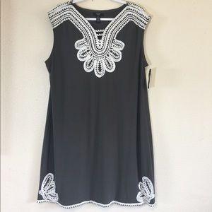 Alfani Dress plus size
